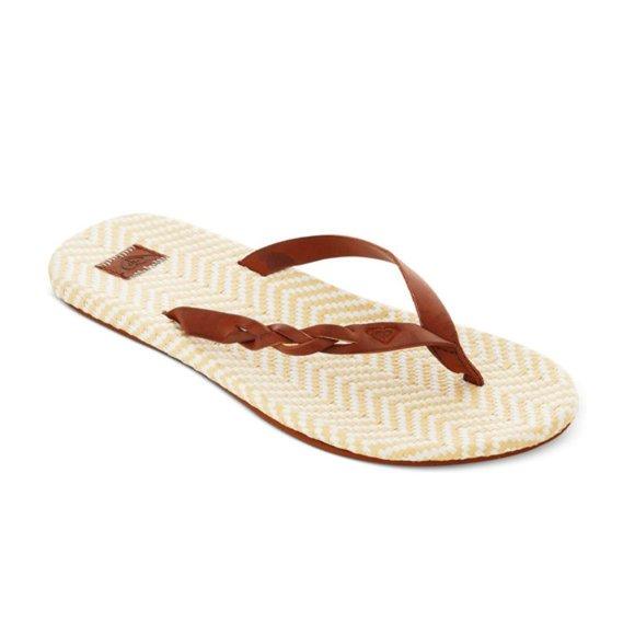Roxy   Kalani Flip Flops Size 8